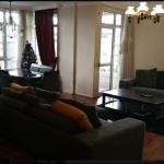 Fully furnished 3+1 Second Floor 125 mt.