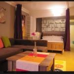 cihangir fully furnished studio flat with garden