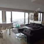 Modern new flat  with sea view in Taksim