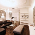 2+1 Fully Furnished Modern Flat