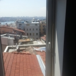 studio with sea view near Galata Tower