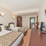 twin double bed Room In Taksim