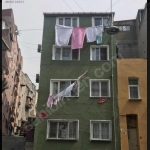 5 floor building near taksim square for sale