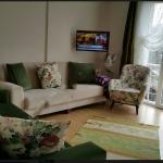 3br – 100m2 – 3+1 fully furnished flat in Halic Eyup (halic)