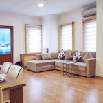Fully furnished 2+1 in taksim square